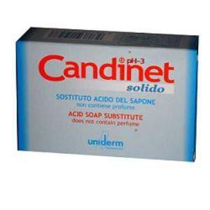 Uniderm Farmaceutici Candinet Solido 100g