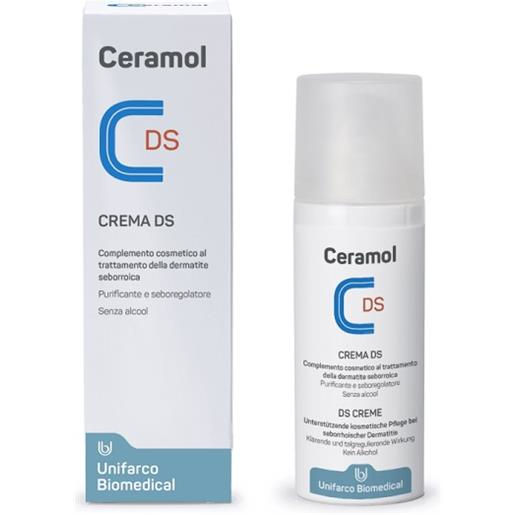 Unifarco Ceramol Crema Ds 50ml