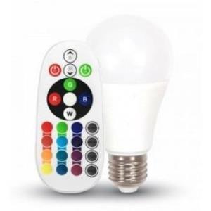V-TAC VT-2007 LED 6W E27 Bianco caldo