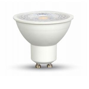 V-TAC VT-2778 LED 7W GU10 A+ Bianco caldo