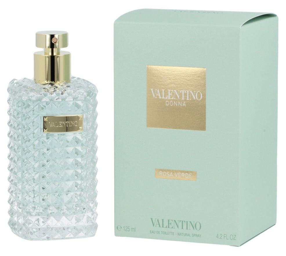 Valentino Donna Rosa Verde Eau de Toilette 125ml