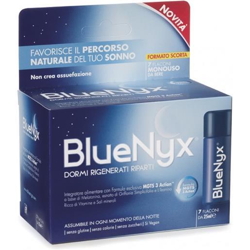 Valsoia Bluenyx 7flaconcini