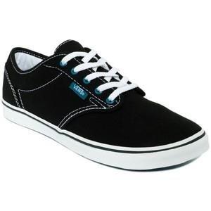 Vans ATWOOD Lite Uomo Sneaker Scarpe Da Skate Scarpe da ginnastica Navy Tg. 42 NUOVO