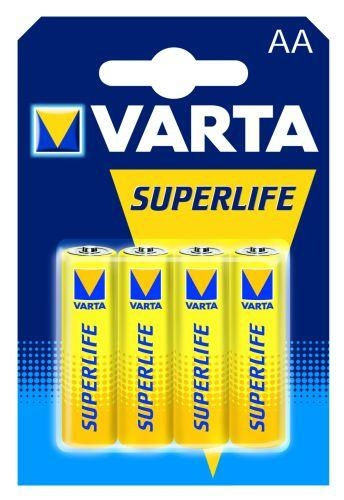 Varta Superlife AA (4 pz)