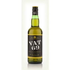 Vat 69 Finest Scotch Whisky