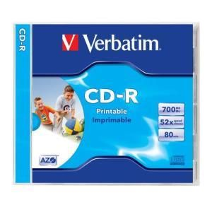 verbatim cd r 700 mb