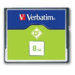 Verbatim CompactFlash 8 GB