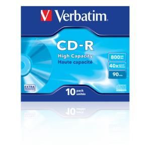 Verbatim DataLife CD-R 90 Min. (10 pcs)