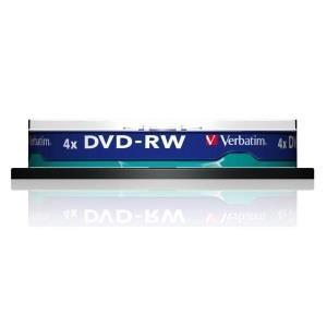 Verbatim dvd rw 4 7 gb