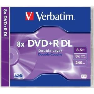 Verbatim DVD+R DL 8.5 GB 8x