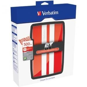 Verbatim GT Portable Hard Drive 500 GB