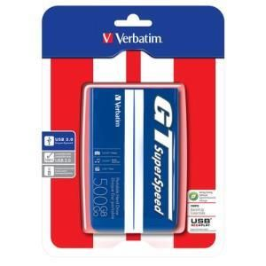 Verbatim GT SuperSpeed 500 GB