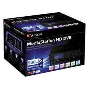 Verbatim HD DVR MediaStation Wireless 500 GB