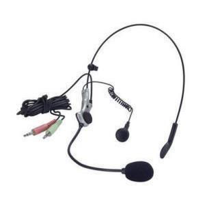 Verbatim Light Weight PC Headset with Microphone