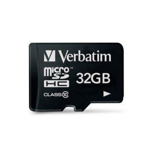 Verbatim microSDHC 32 GB Class 10