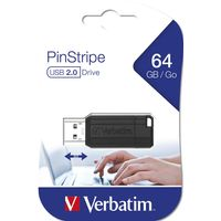 Verbatim PinStripe 64GB