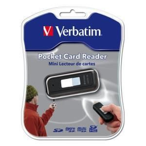 Verbatim Pocket Card Reader