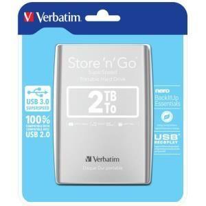 Verbatim store n go portable usb 3 0 2tb