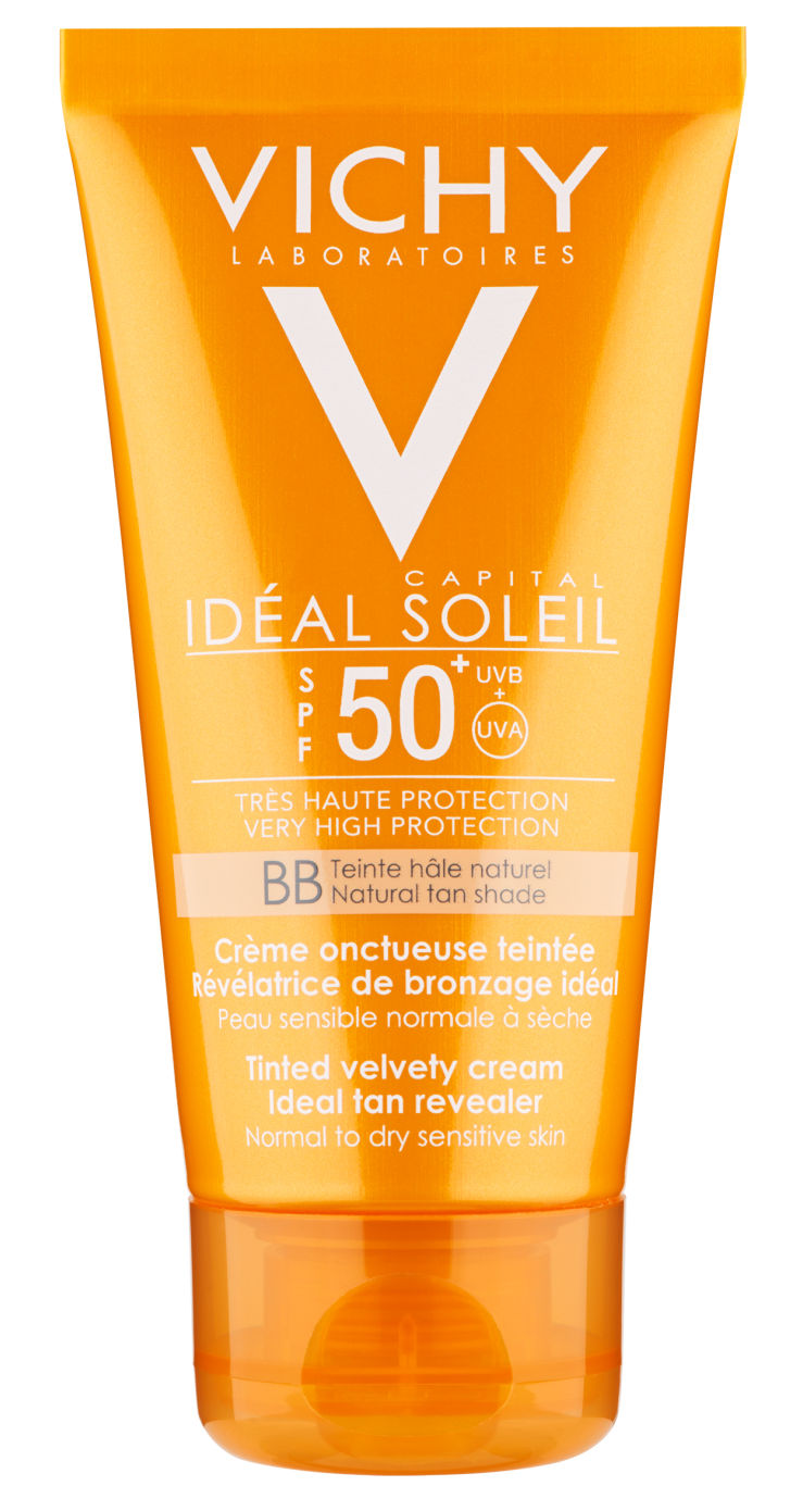 Vichy Capital Soleil BB Emulsione Colorata Effetto Asciutto e Mat SPF50 50ml