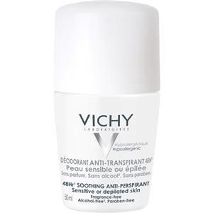 Vichy Deodorante Antitranspirante 48h Roll-On 50ml