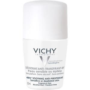 Vichy Deodorante Antitranspirante 48h Roll-On 50ml