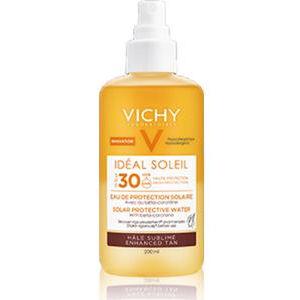 Vichy Ideal Soleil Acqua Solare Protettiva SPF30 Abbronzatura Intesa