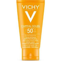 Vichy Ideal Soleil Crema Viso Solare Vellutata SPF50+ 50ml