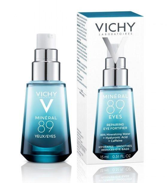 Vichy Mineral 89 Gel Occhi Fortificante 15ml