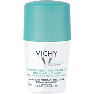 Vichy Trattamento antitraspirante 48H Deodorante Roll-on 50ml