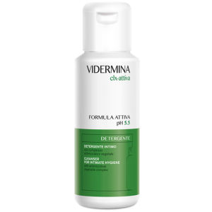 Vidermina CLX Detergente ph 5.5 500ml