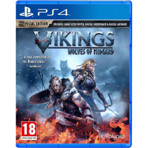 Kalypso Vikings: Wolves of Midgard