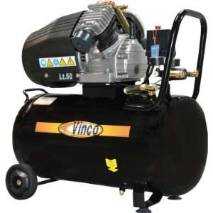 Vinco Compressore 50 litri Testa a V (60606)