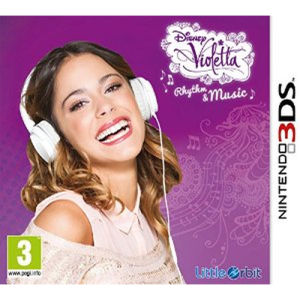 Little Orbit Violetta: Musica & Ritmo