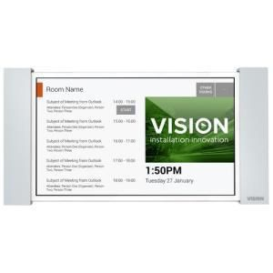 Vision Freespace Room Booking Tablet