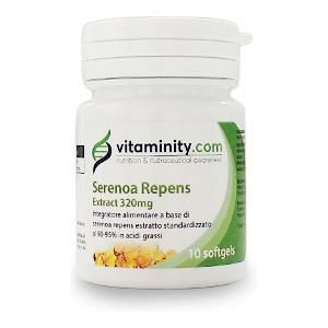 Vitaminity Serenoa Repens Extract 320mg