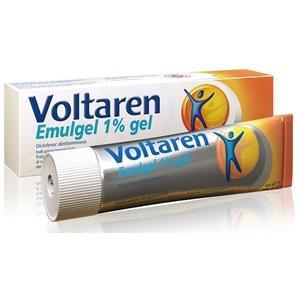 Novartis Voltaren Emulgel 1% gel 150g