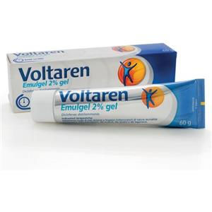 Novartis Voltaren Emulgel 2% gel 60g