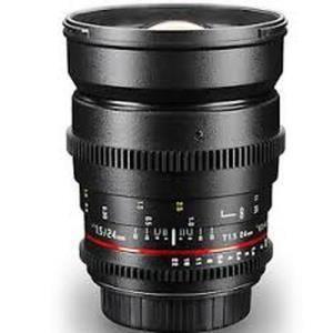 Walimex Pro 24mm T1.5 VDSLR - Canon EF