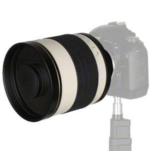 Walimex Pro 800mm f/8.0 DX - T-mount