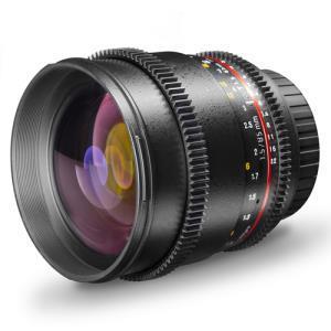 Walimex Pro 85mm T1.5 VDSLR - Samsung NX