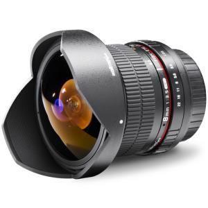 Walimex Pro 8mm f/3.5 II - Minolta A-type