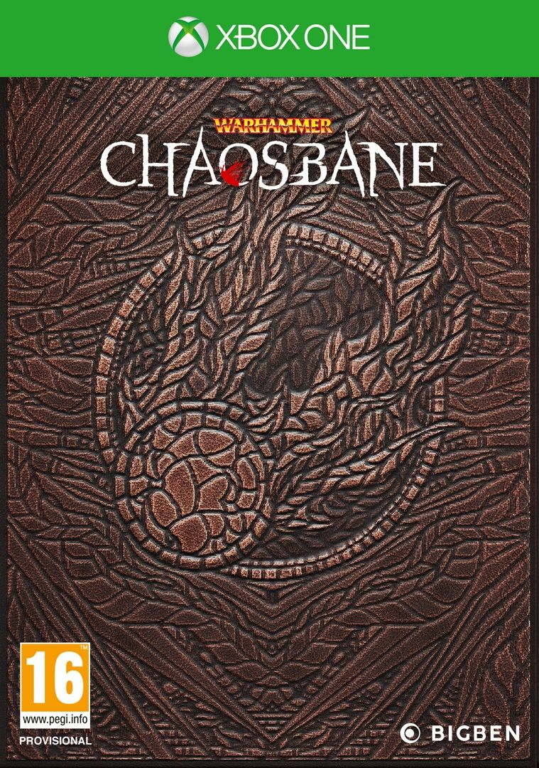 Bigben Warhammer: Chaosbane - Magnus Edition