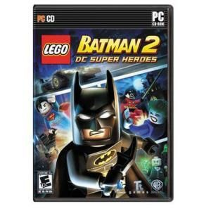 Warner Bros. LEGO Batman 2: DC Super Heroes