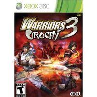Koei Tecmo Warriors Orochi 3