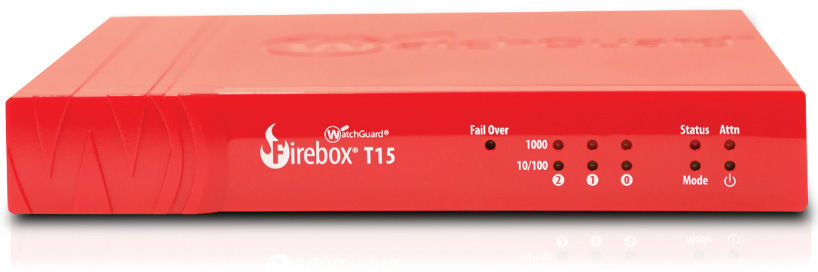 WatchGuard Firebox T15-W