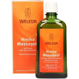 Weleda Arnica olio da massaggio 200ml