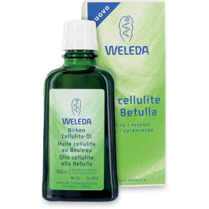 Weleda Olio Cellulite Betulla