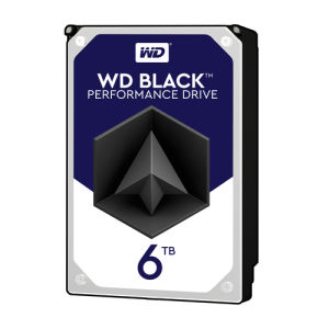 Western Digital Black WD6003FZBX 6TB