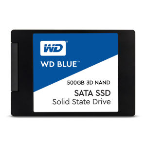 Western Digital Blue 3D NAND SATA SSD 500GB 2.5''