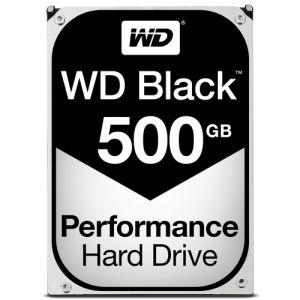 Western Digital Caviar Black WD5003AZEX - 500 GB
